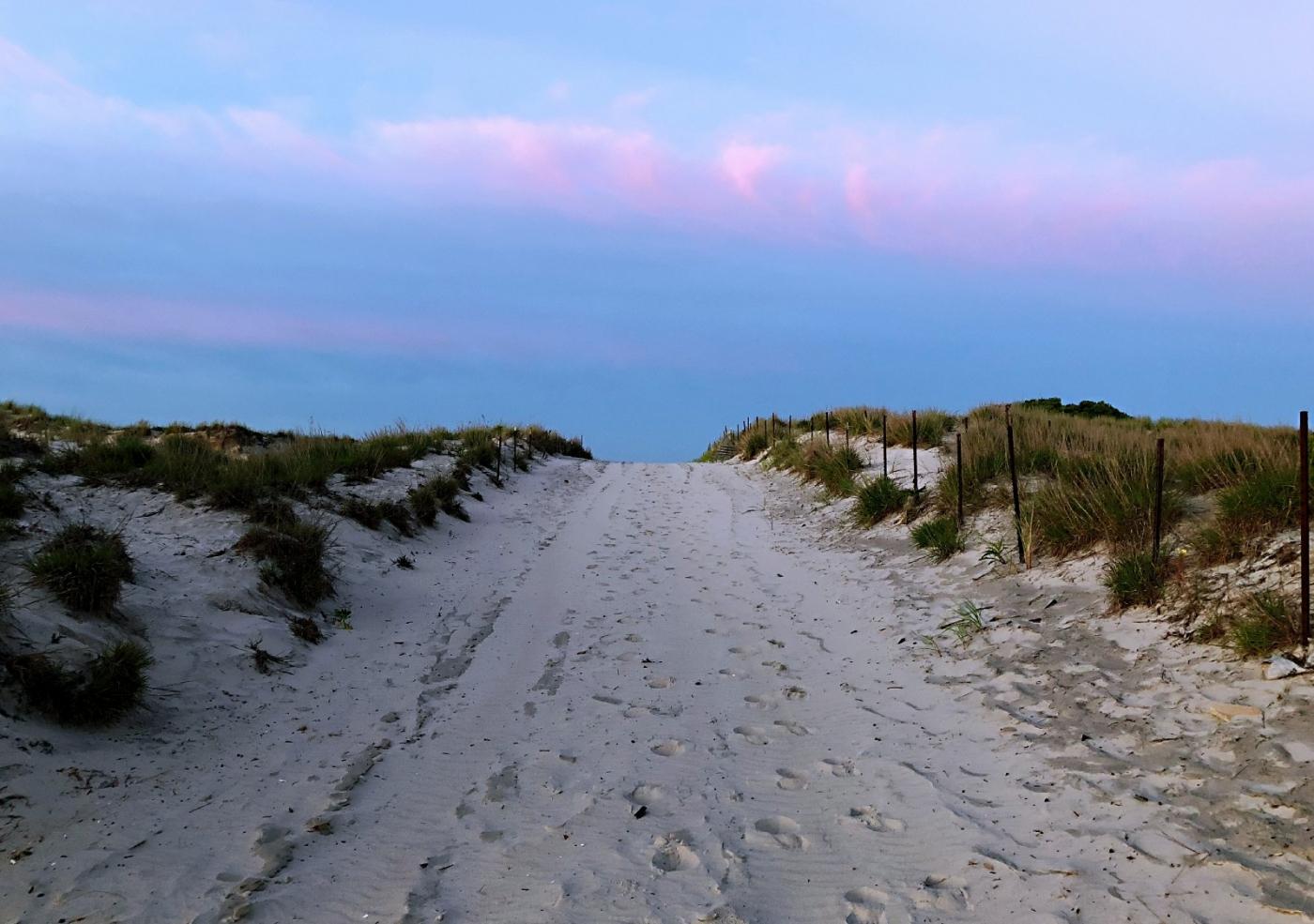 【田螺摄影】写长沙滩的日出日落_图1-16
