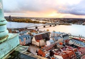 里加--拉脱维亚的首都