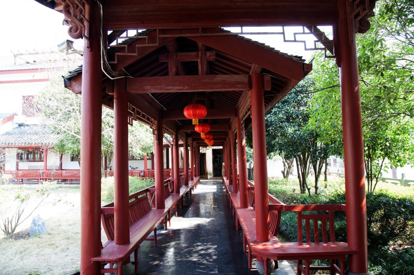 游杭州梅家坞茶场,品西湖龙井茶_图1-15