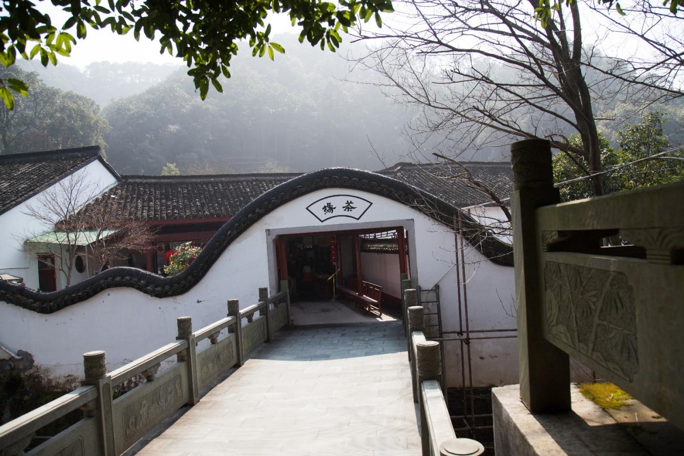游杭州梅家坞茶场,品西湖龙井茶_图1-16