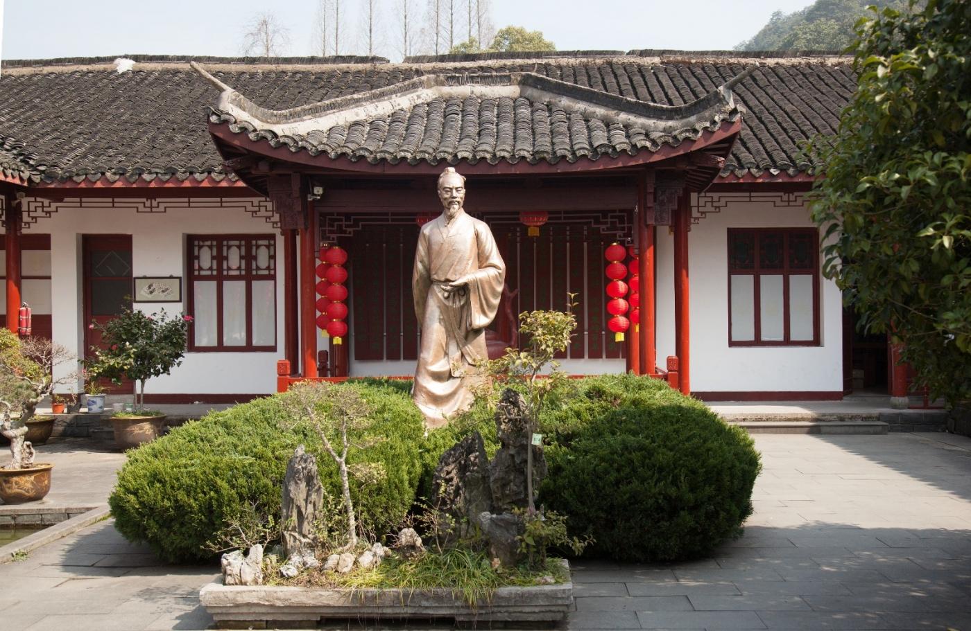 游杭州梅家坞茶场,品西湖龙井茶_图1-21
