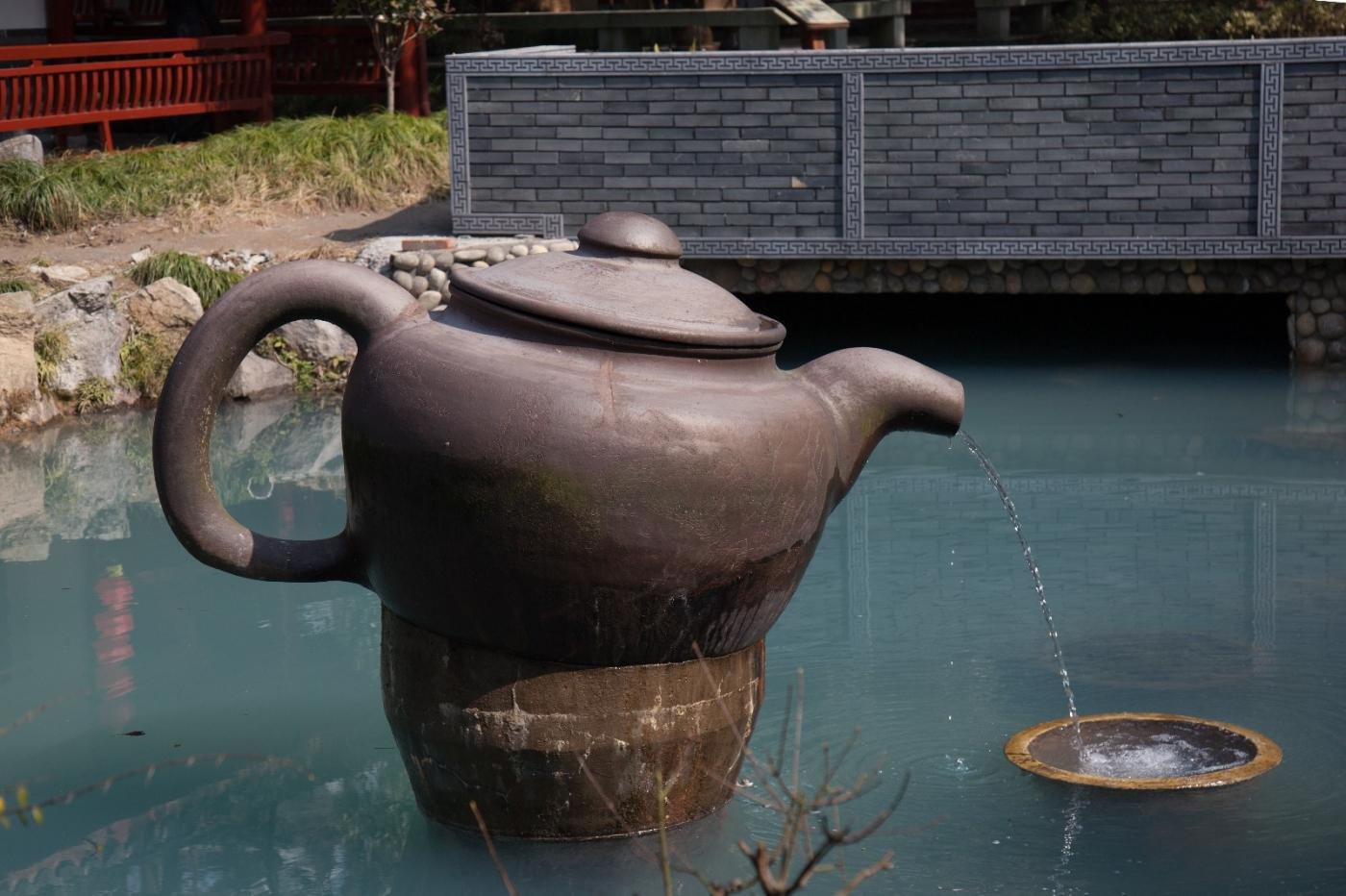 游杭州梅家坞茶场,品西湖龙井茶_图1-20