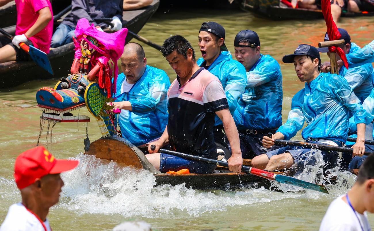 西溪龙舟文化节_图1-11