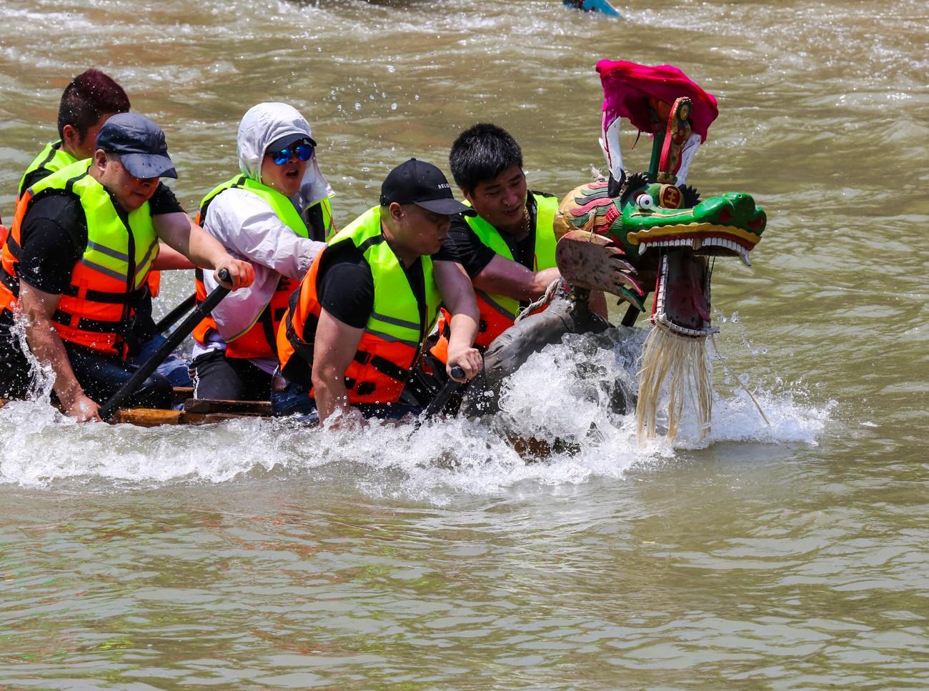西溪龙舟文化节_图1-13