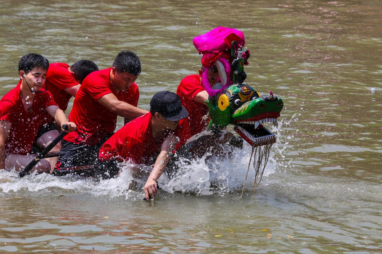 西溪龙舟文化节_图1-4