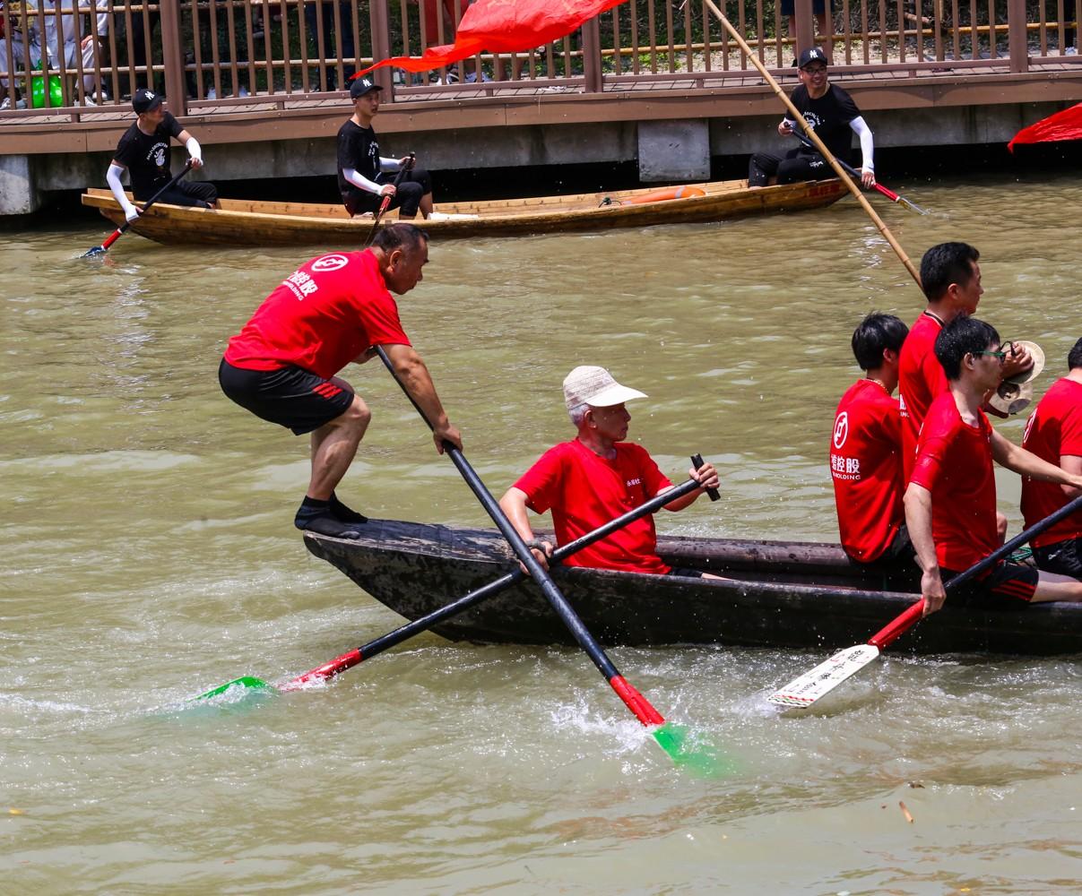 西溪龙舟文化节_图1-5
