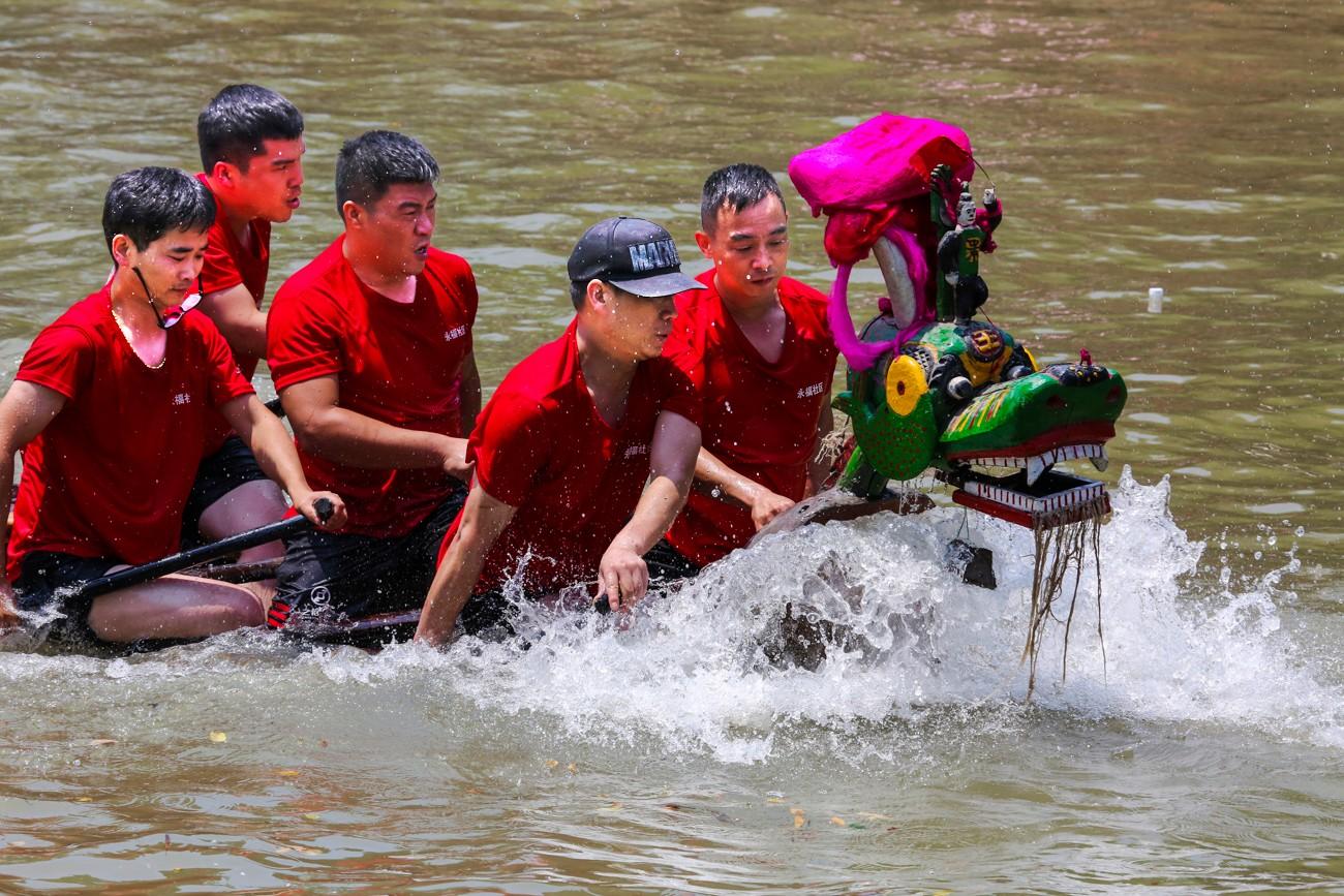 西溪龙舟文化节_图1-6