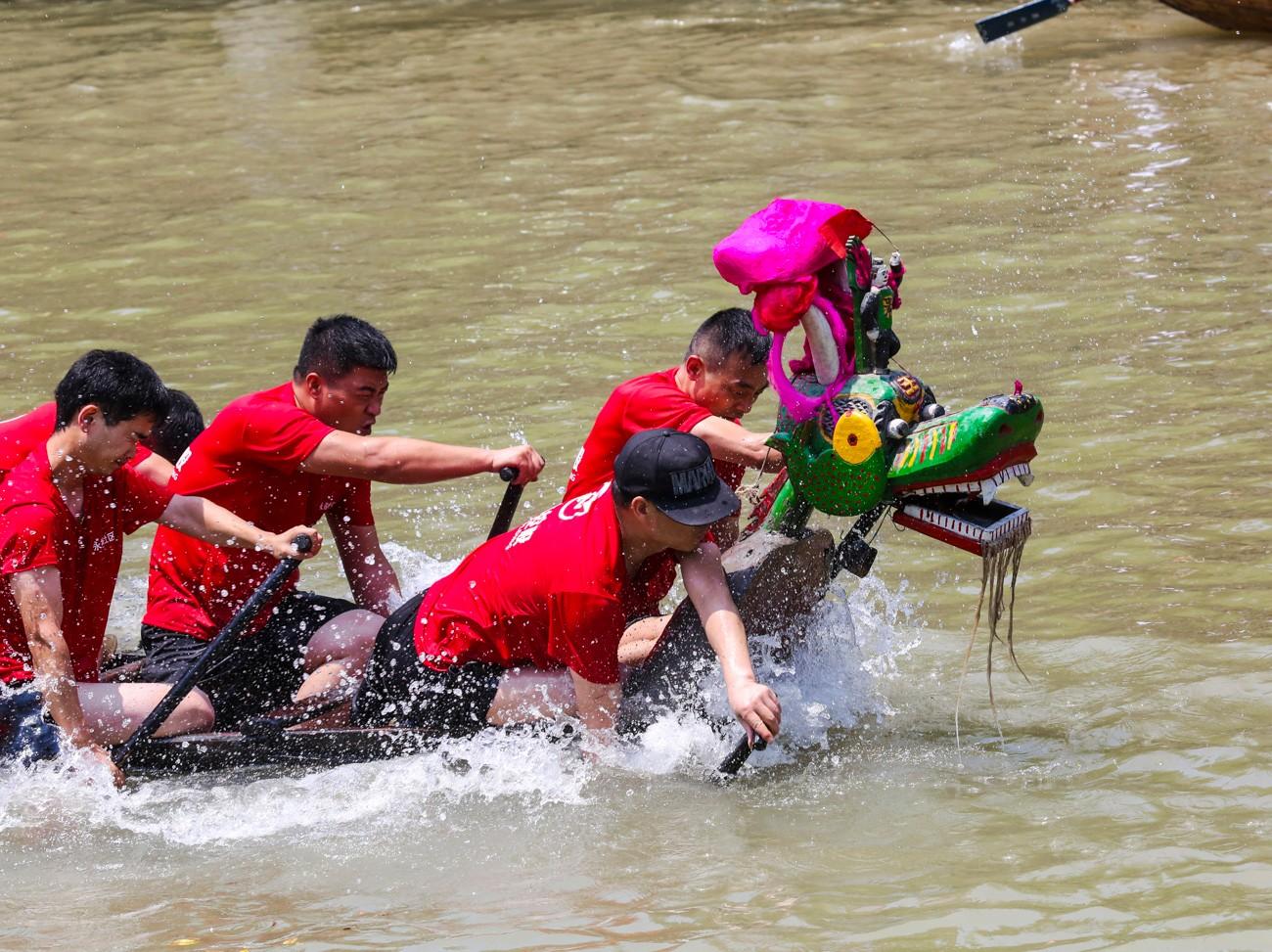 西溪龙舟文化节_图1-7