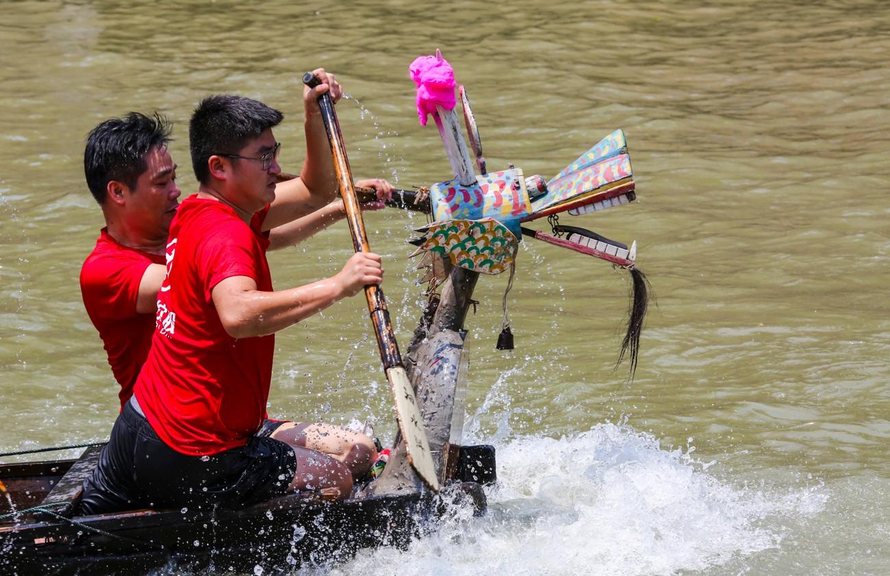 西溪龙舟文化节_图1-9