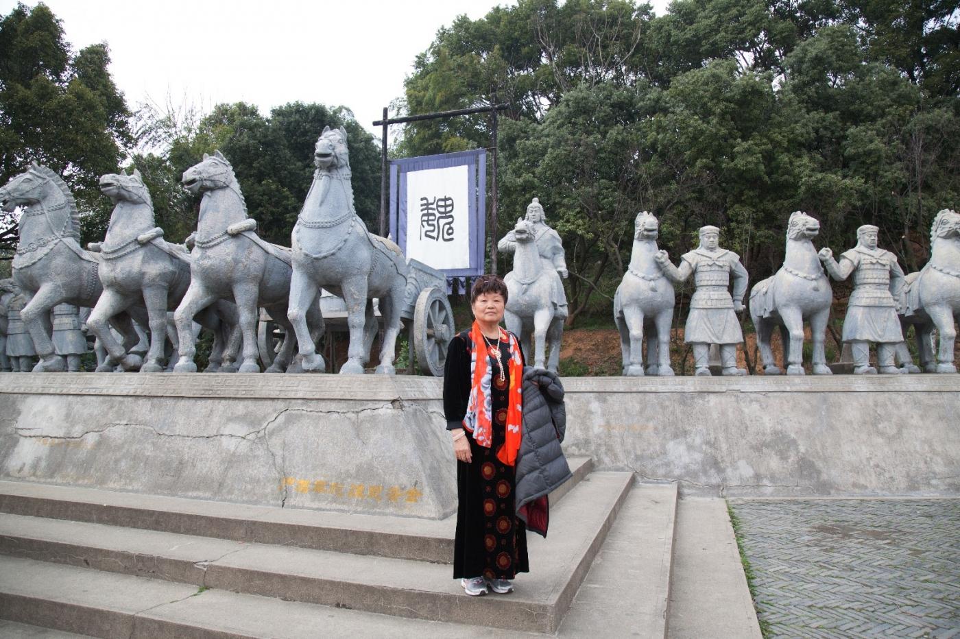 游无锡央视影视基地,观三国沙场大战演出_图1-9