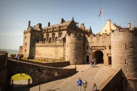 苏格兰斯特灵城堡(Stirling C