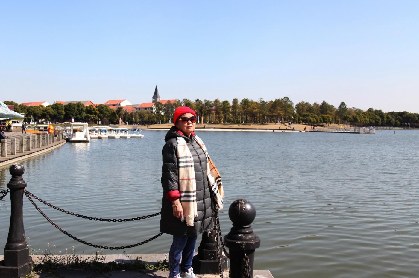 重游美兰湖,风景更优美!_图1-2