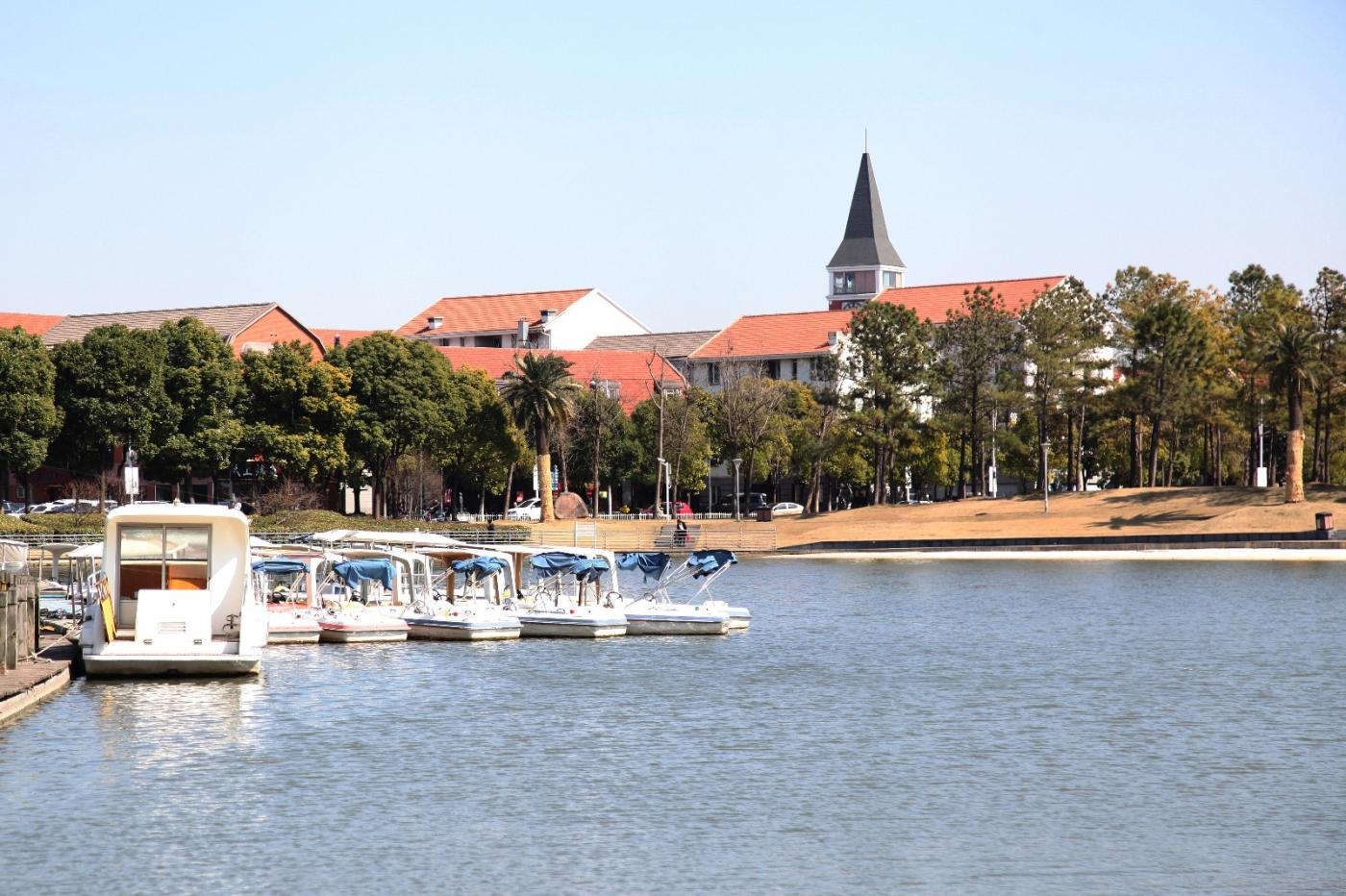 重游美兰湖,风景更优美!_图1-3