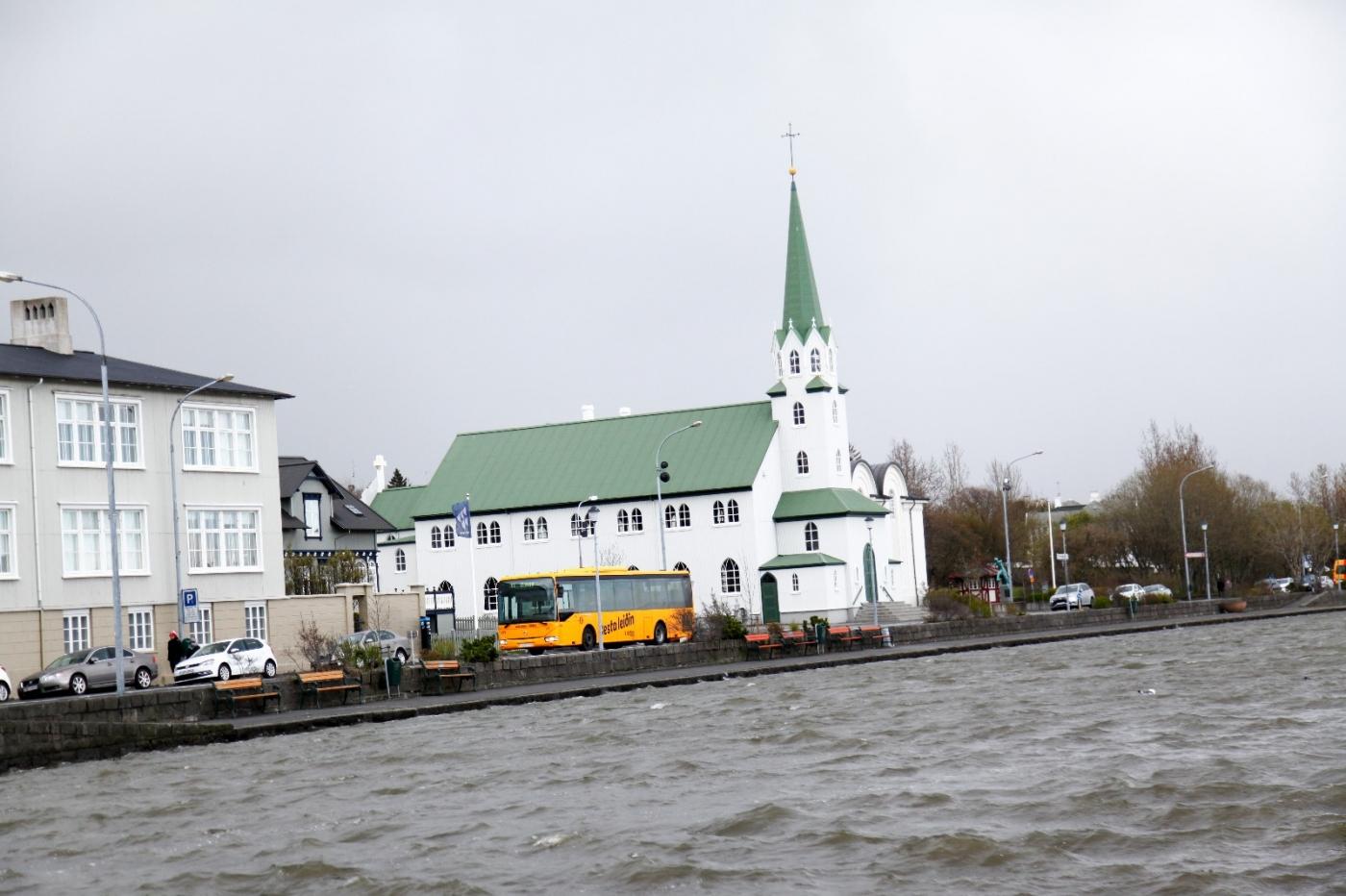 冰岛湖边美景_图1-4