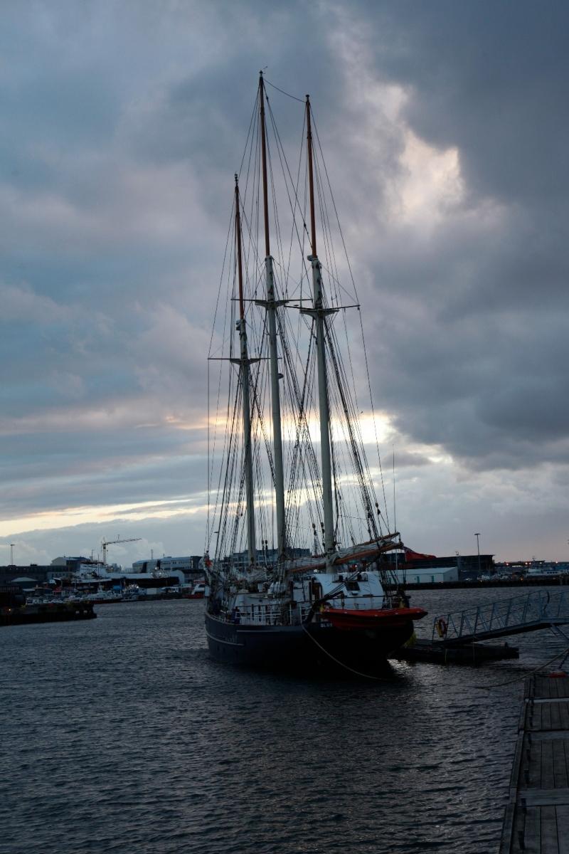 冰岛海滩风景_图1-1