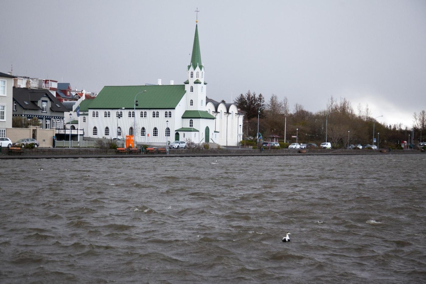 冰岛海滩风景_图1-3