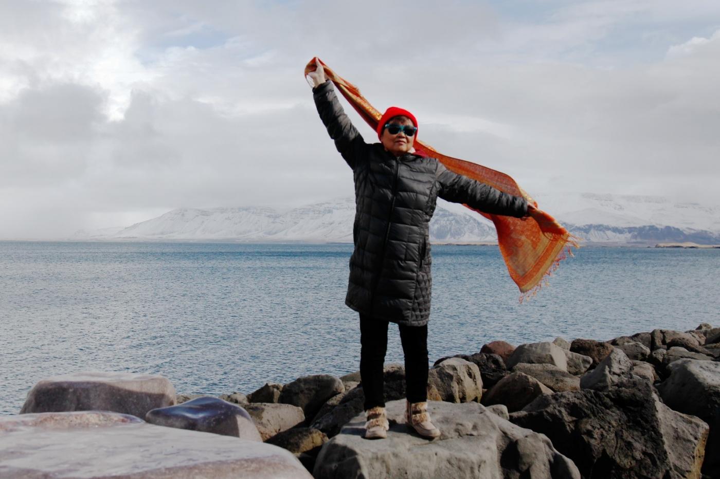 冰岛海滩风景_图1-5