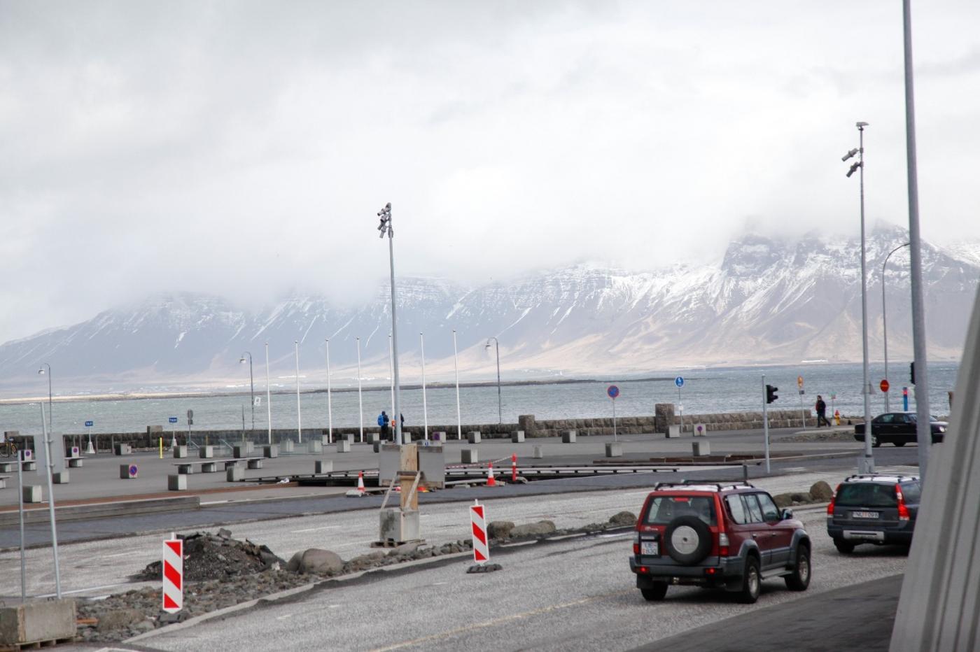 冰岛海滩风景_图1-7