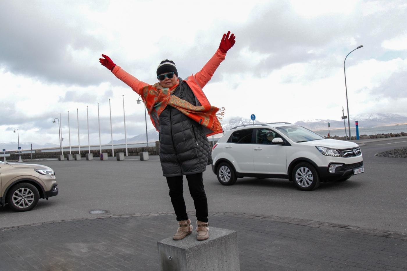 冰岛海滩风景_图1-10