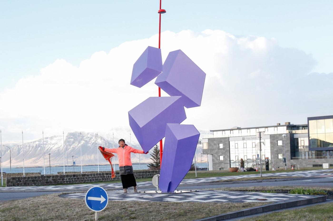 冰岛海滩风景_图1-13