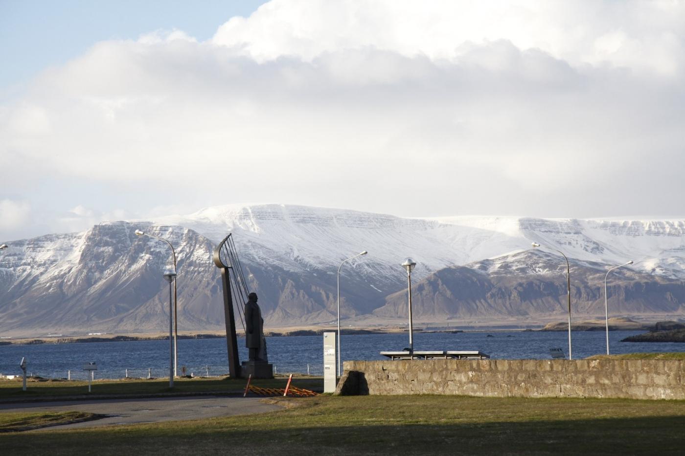 冰岛海滩风景_图1-16