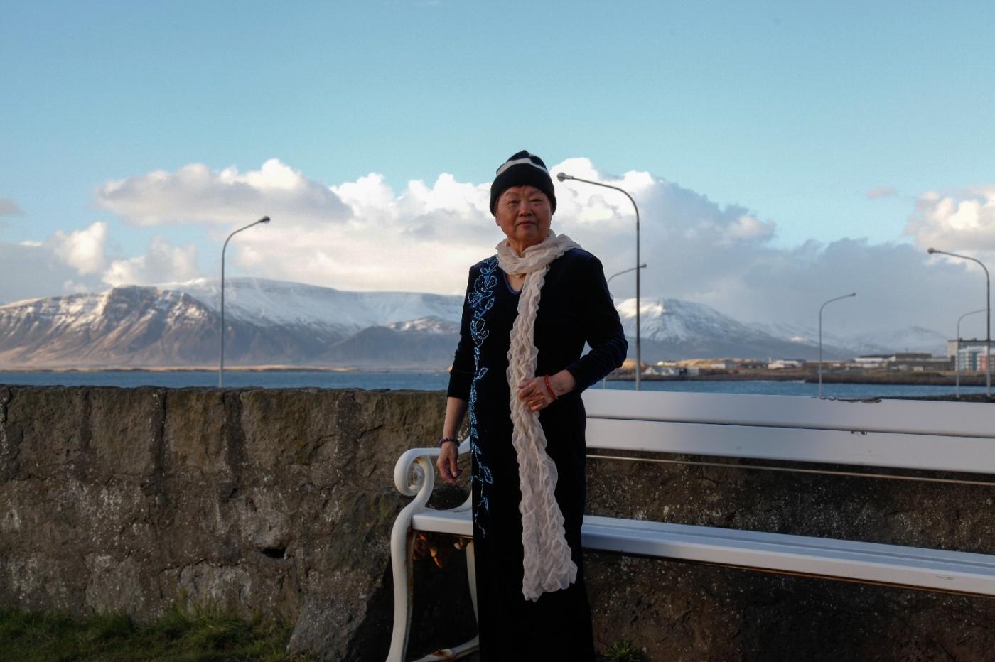 冰岛海滩风景_图1-20