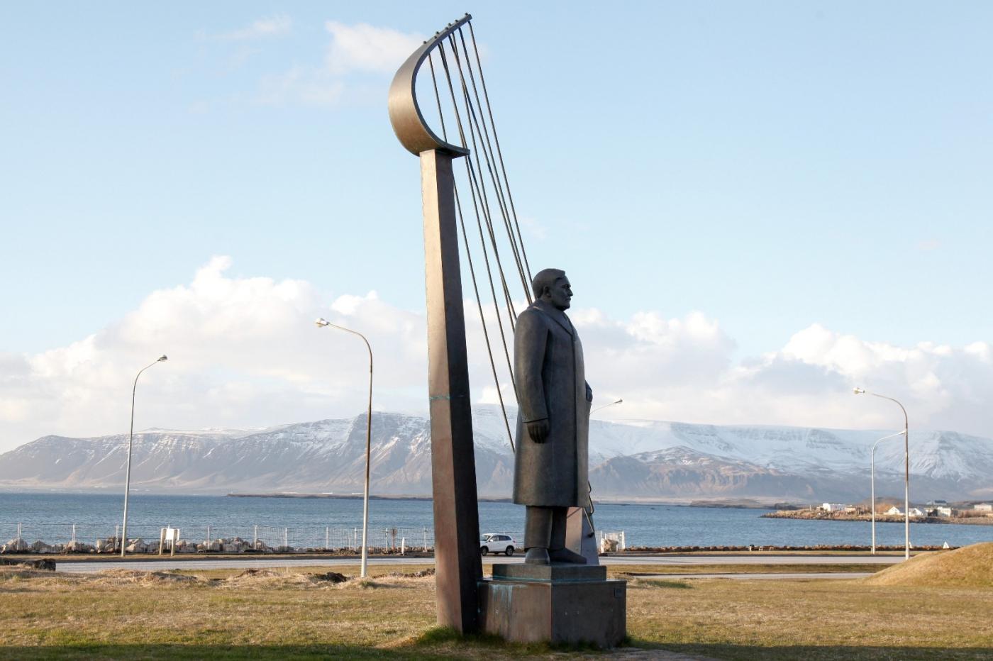 冰岛海滩风景_图1-30