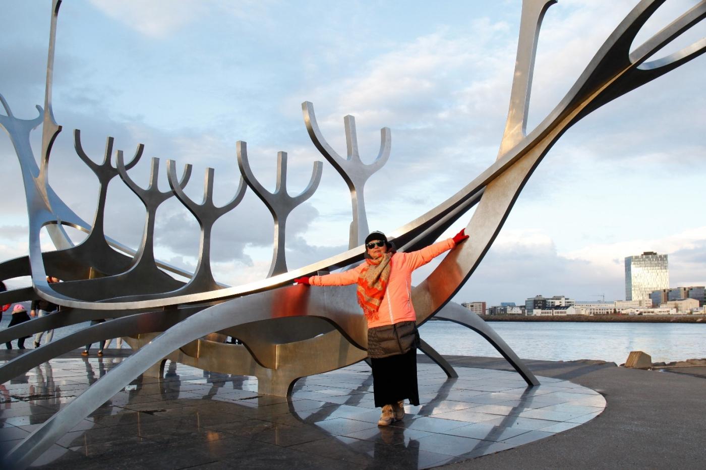 冰岛海滩风景_图1-24