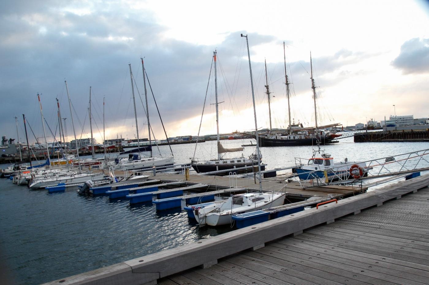 冰岛海滩风景_图1-25