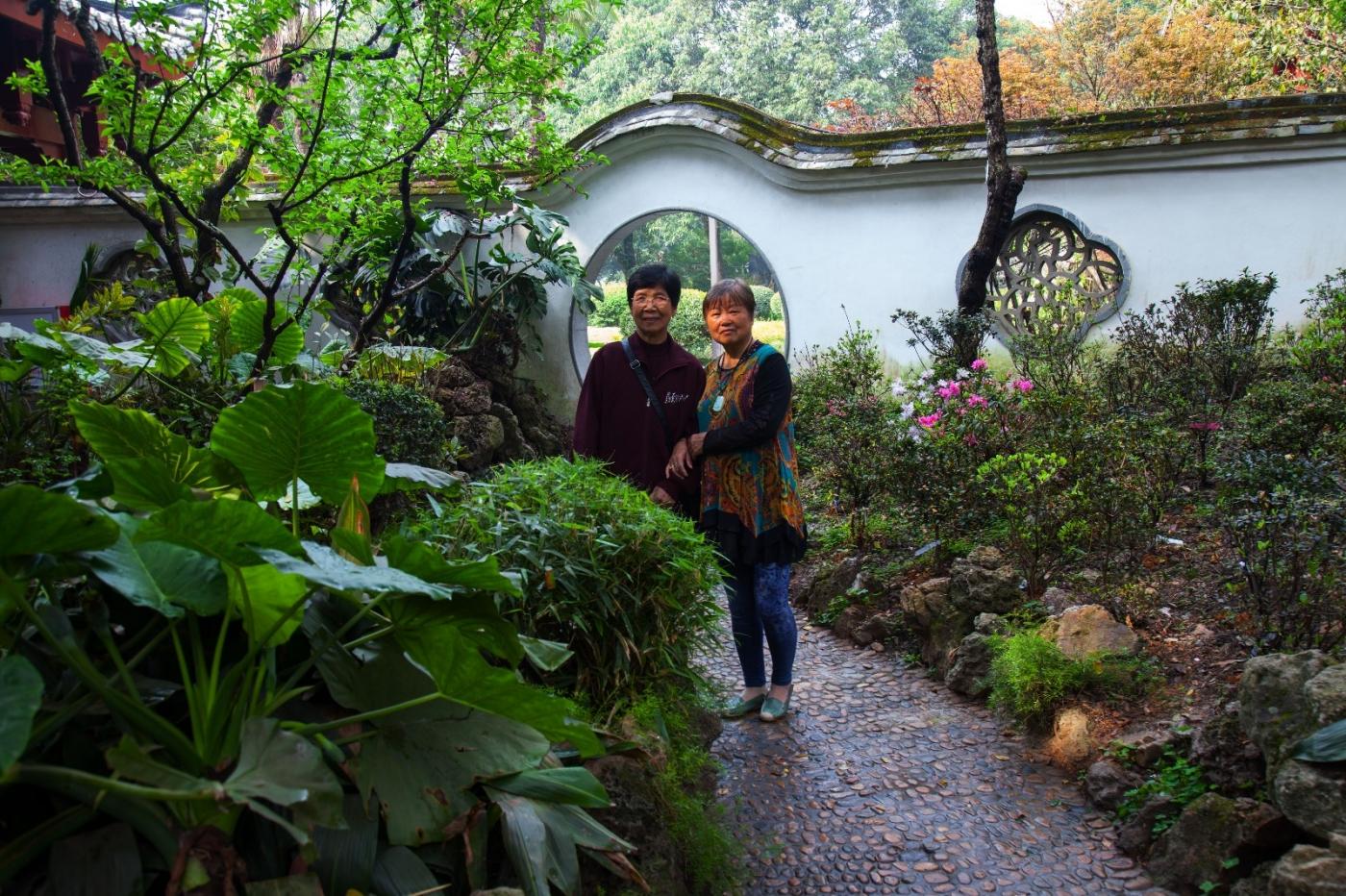 福州西湖公园,美景如画,赏心悦目,流连忘返_图1-9