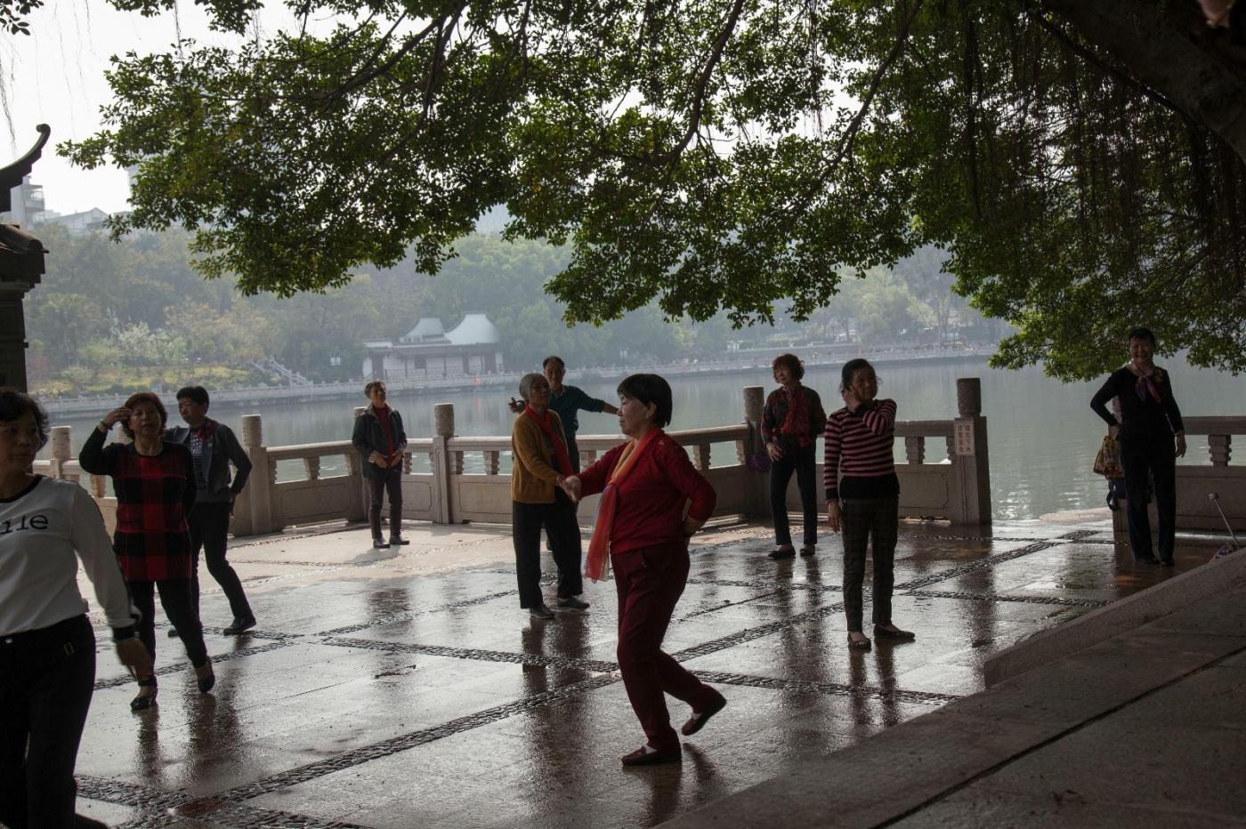 福州西湖公园,美景如画,赏心悦目,流连忘返_图1-14