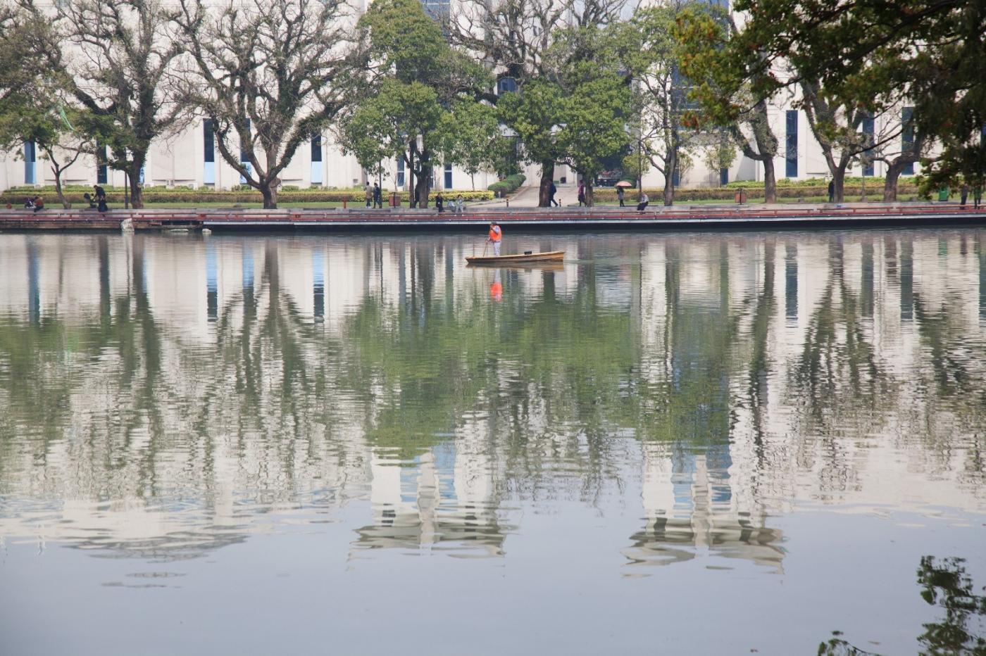 福州西湖公园,美景如画,赏心悦目,流连忘返_图1-19