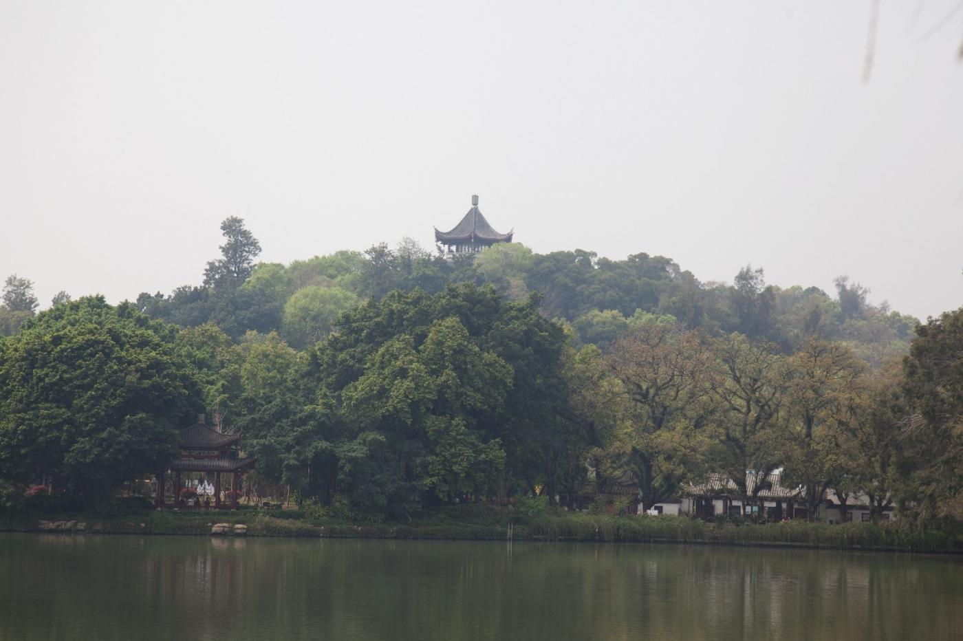 福州西湖公园,美景如画,赏心悦目,流连忘返_图1-30