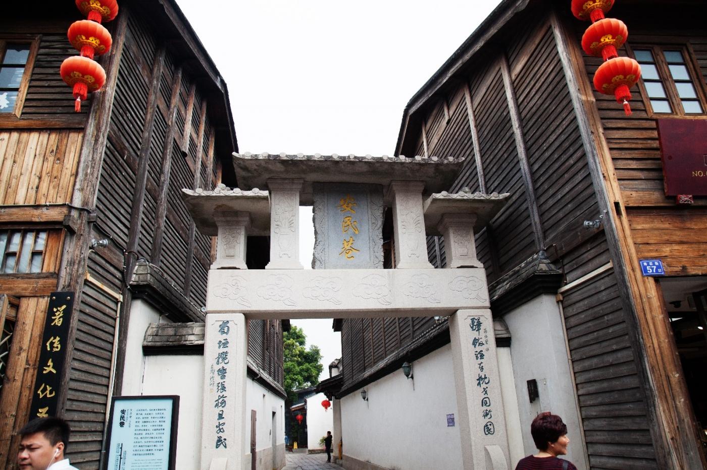 三坊七巷是福州市的旅游胜地_图1-7