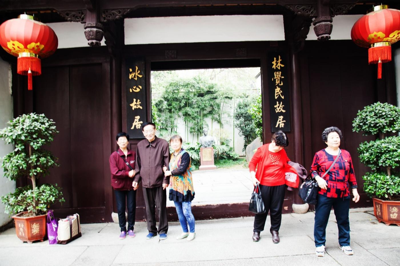 三坊七巷是福州市的旅游胜地_图1-13