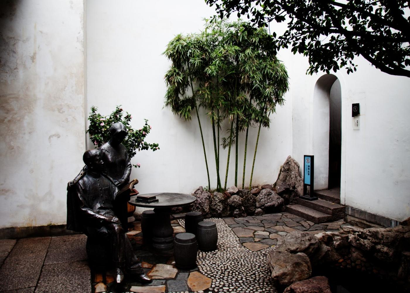 三坊七巷是福州市的旅游胜地_图1-15