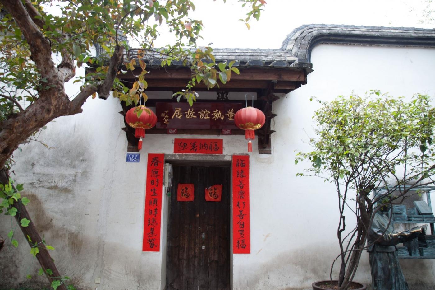 三坊七巷是福州市的旅游胜地_图1-17