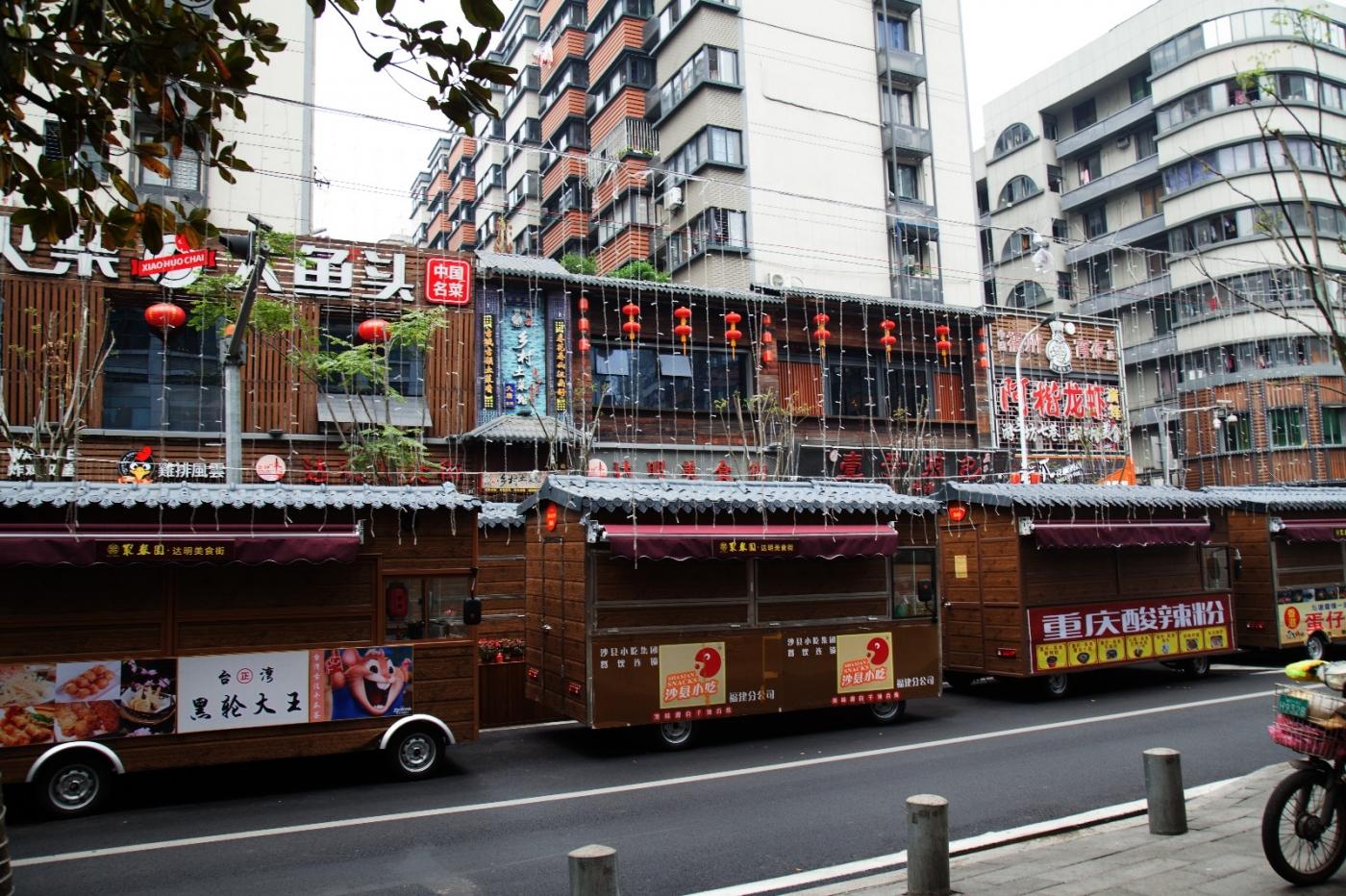 三坊七巷是福州市的旅游胜地_图1-16