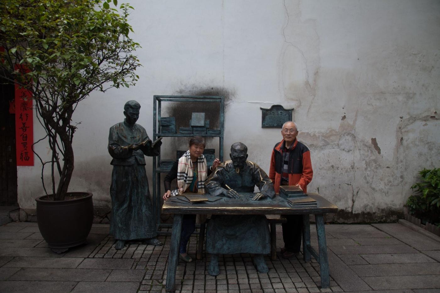 三坊七巷是福州市的旅游胜地_图1-18