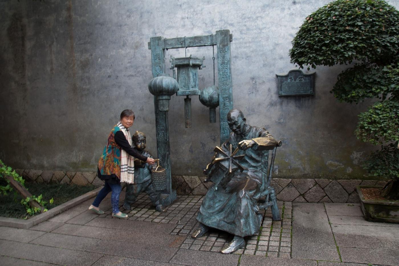 三坊七巷是福州市的旅游胜地_图1-21