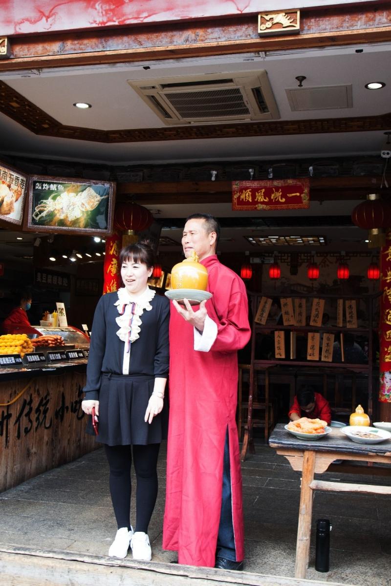 三坊七巷是福州市的旅游胜地_图1-23