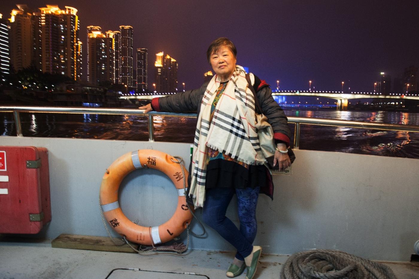 乘游轮,观赏闽江夜景_图1-26
