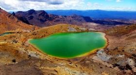 探索汤加里罗国家公园