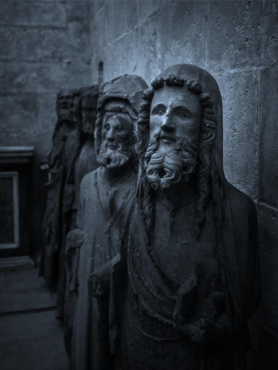 西班牙巴伦西亚主教堂,看不完的珍品_图1-7