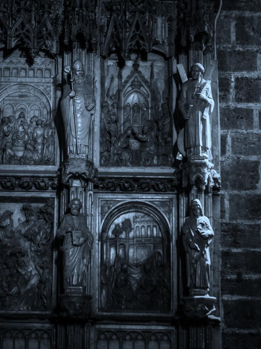 西班牙巴伦西亚主教堂,看不完的珍品_图1-4