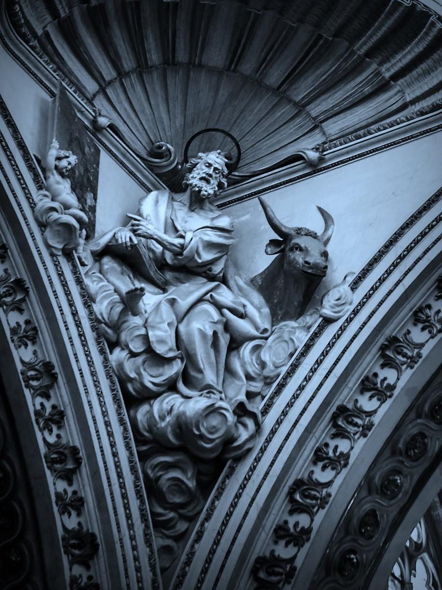 西班牙巴伦西亚主教堂,看不完的珍品_图1-5