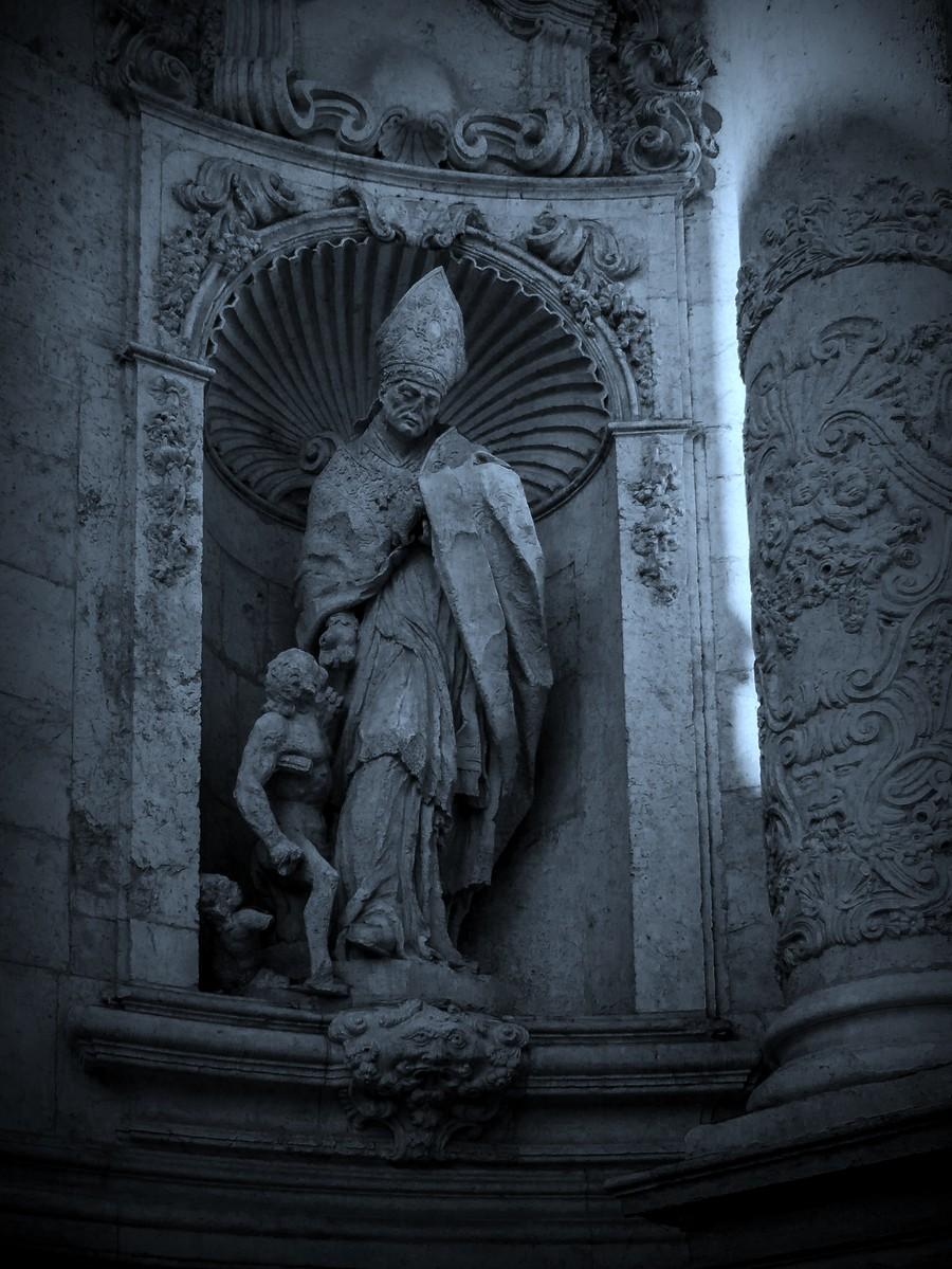 西班牙巴伦西亚主教堂,看不完的珍品_图1-10