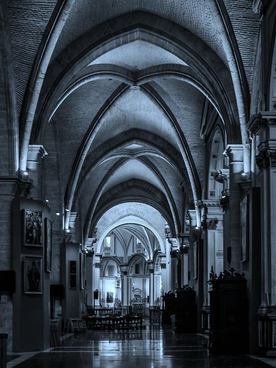 西班牙巴伦西亚主教堂,看不完的珍品_图1-8