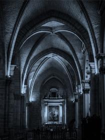 西班牙巴伦西亚主教堂,看不完