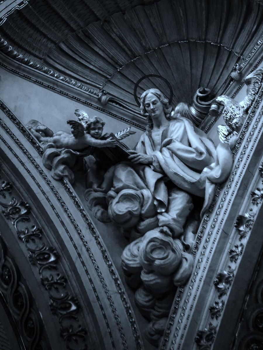 西班牙巴伦西亚主教堂,看不完的珍品_图1-11